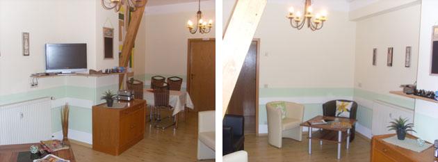 HOTEL Stadthotel Rüsselsheim Aufenthaltsraum
